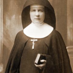 Klara Szczęsna – czcicielka Serca Jezusa