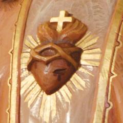 Serce Jezusa, sprawiedliwości i miłości skarbnico