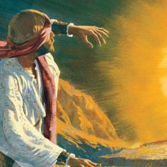 Tak jak Mojżesz