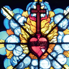 Serce Jezusa, w którym mieszka cała pełnia Bóstwa