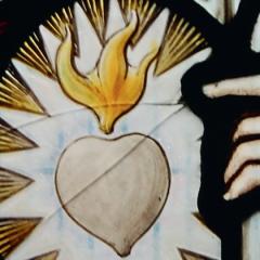 Serce Jezusa, ze Słowem Bożym istotowo zjednoczone