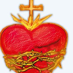 Serce Jezusa, świątynio Boga i przybytku Najwyższego