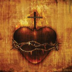 Serce Jezusa, nadziejo w Tobie umierających i rozkoszy wszystkich Świętych