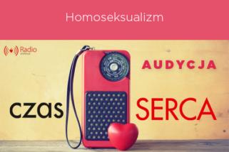 audycja: Homoseksualizm