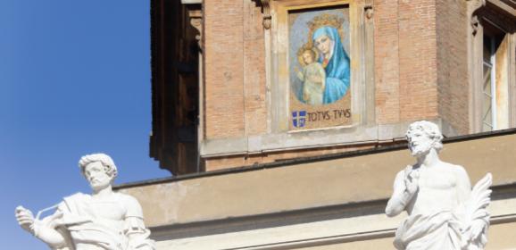 Maryja w Watykanie