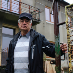 Po ucieczce z Donbasu