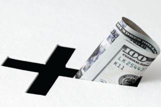 Skąd Kościół bierze pieniądze?