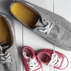 Chodzenie w za dużych butach, czyli o poszukiwaniu autorytetów