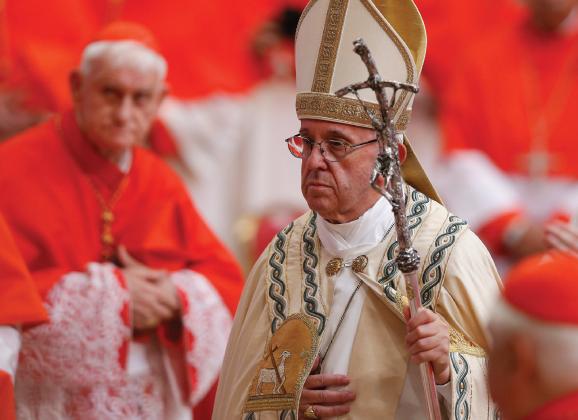 Franciszkowe rady na walkę ze Złym