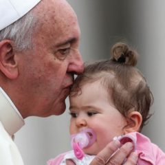 Przyjąć Jezusa w dzieciach